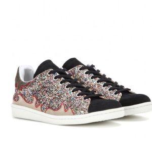 Isabel marant glitter sneaker 41